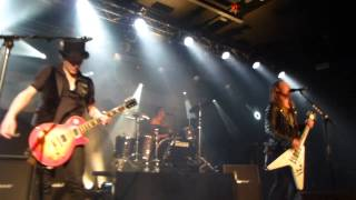 D-A-D - Lawrence Of Suburbia LIVE - Odense (Musikhuset Posten) 01.02.2014