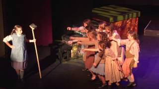 preview picture of video 'BROCKVILLE THEATRE CAMP Show Promo Summer 2014'