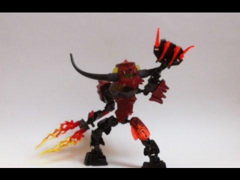 Vidéo LEGO Hero Factory 44001 : Pyrox