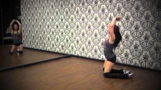 Diva Doll Fitness - Sexy Floor Routine