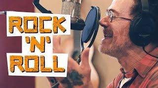 Rock N Roll - Como surgiu a letra de musica que não se repete em quase 9 minutos
