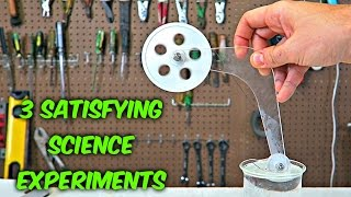 3 Satisfying Science Experiments - Part 2
