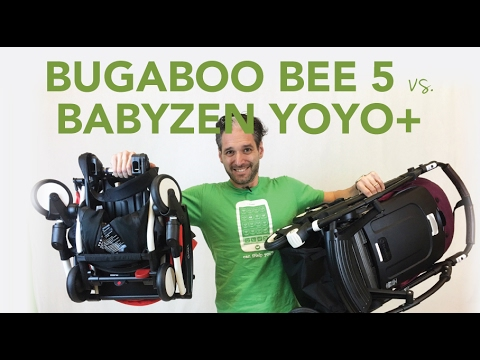 Bugaboo Bee 5 2017 vs Babyzen Yoyo+   Comparisons   Reviews   Ratings   Prices   Magic Beans