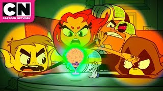 Toy Master | Teen Titans GO! | Cartoon Network