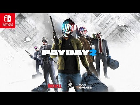 PAYDAY 2 Nintendo Switch – Joy Trailer thumbnail