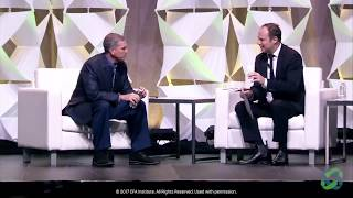 Scott Klososky Answers Questions at the CFA Institute Annual Conference