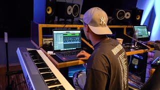 """Sick Luke """"Making Beats"""" Part. 4"""