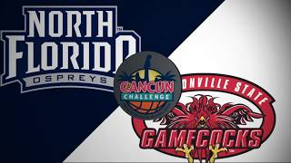 2018 Cancun Challenge | North Florida vs Jacksonville St