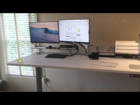 UpLift 900 treadmill desk review