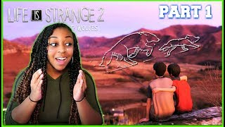 IT'S ALL CONNECTING!! | Life Is Strange 2 Episode 5: Wolves | PART 1 Gameplay!!!