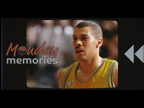 #MondayMemories: Anthony Parker