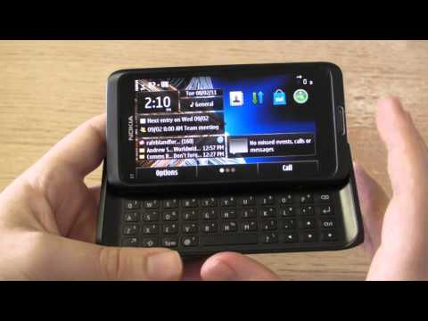 Nokia E7 Review (in HD)