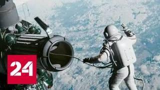 """""""Время первых"""": космическая драма о первом выходе человека в космос"""