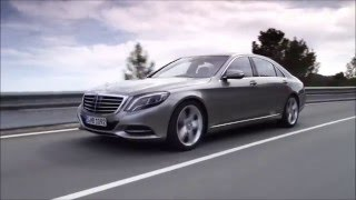 Mercedes Benz S-Class W222 Official Trailer