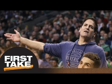 Stephen A., Max and Molly debate Mark Cuban's role in Mavericks' accusations | First Take | ESPN