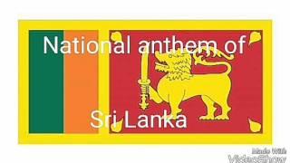 National anthem Sri Lanka lyrical(translation below)
