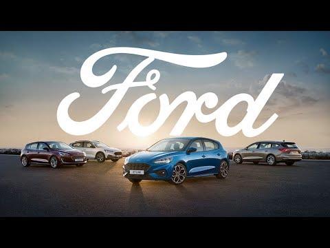 Ford Focus Hatch Хетчбек класса C - рекламное видео 1