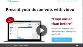 Movenote tutorial for Education