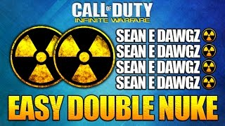 How To Get An Easy Double Nuke