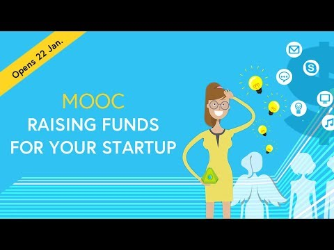 Fundraising Funds For Your Startup: Free Online Course - YouTube