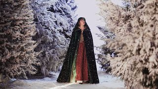 Taylor Swift - willow (lonely witch version) - music video behind the scenes