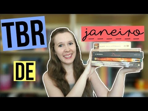 TBR de JANEIRO + buddy reading | Leituras de Deni