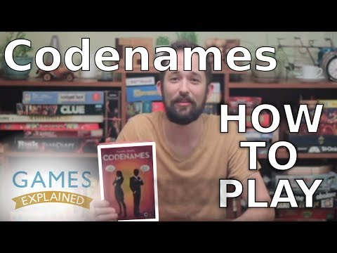 Quick, Complete Rules Explanation for Codenames!