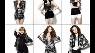 EXID - WHOZ THAT GIRL PART2
