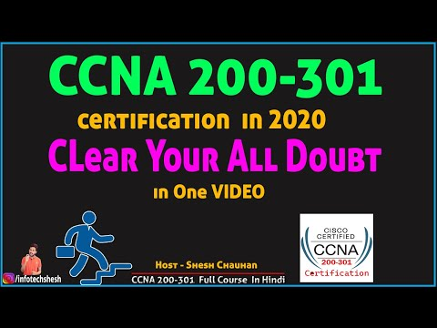 CCNA 200 301 - All new Update & Certification cost and Exam ...
