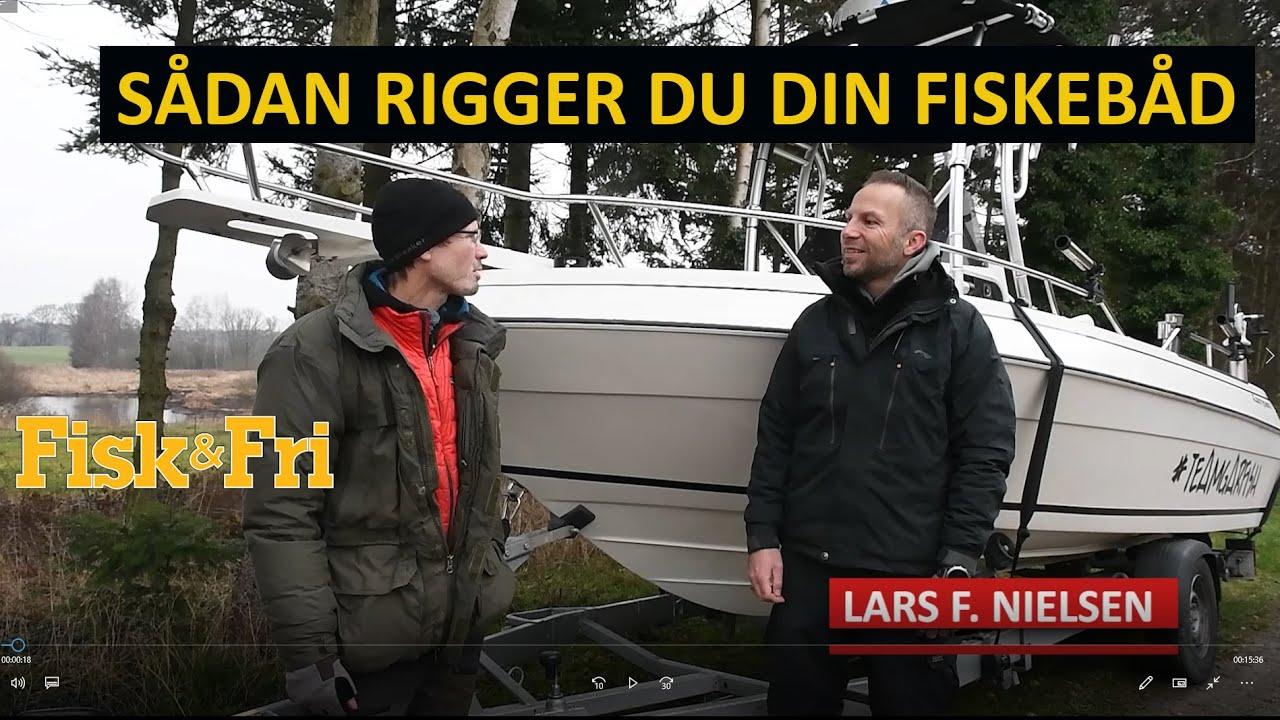 NY VIDEO: SÅDAN RIGGER DU DIN NYE BÅD MED MARINE ELEKTRONIK