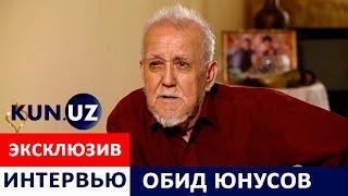 OBID YUNUSOV / Hayot So'qmoqlari / Intervyu