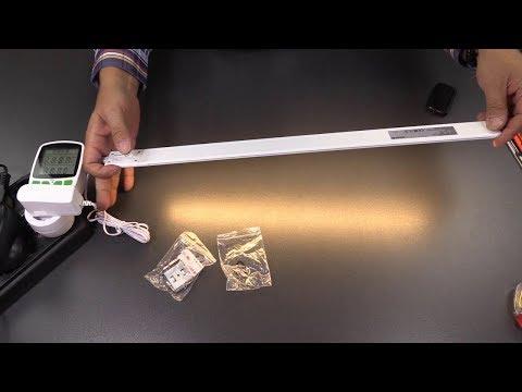 Osram LED Unterbau-Leuchte mit Sensor und Dimmer - TEST