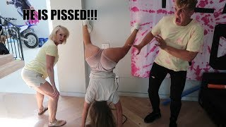 I TAUGHT JAKES MOM HOW TO TWERK!!!