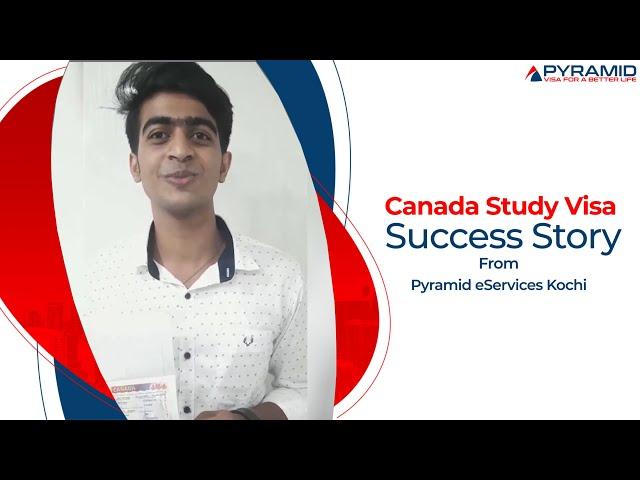 Canada study visa : 𝐏𝐲𝐫𝐚𝐦𝐢𝐝'𝐬 𝐊𝐨𝐜𝐡𝐢 𝐁𝐫𝐚𝐧𝐜𝐡