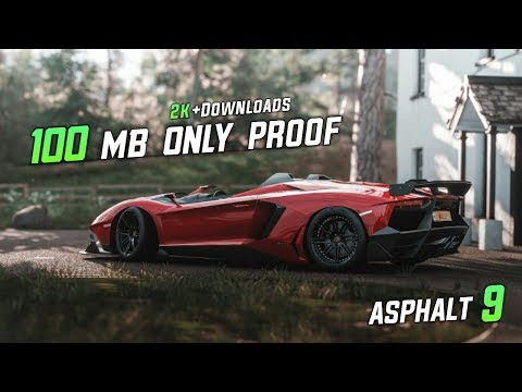 asphalt 9 highly compressed for android - смотреть онлайн на