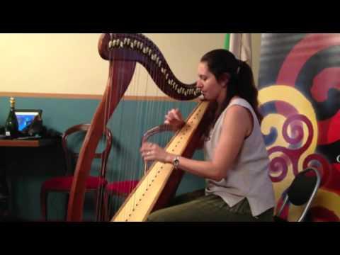 L'incantevole suono dell'arpa