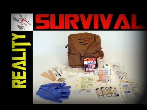 Best Survival First Aid Kit. Period! MedCallAssist