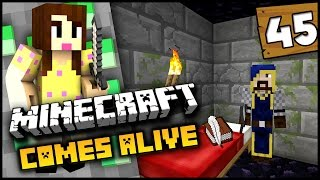 JAKE IS AFTER US - Minecraft Comes Alive 2 - EP 45