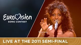 Senit - Stand By (San Marino) Live 2011 Eurovision Song Contest
