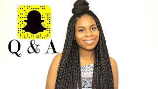 👻 Snapchat Q & A | Celibacy, Being Bullied, Dating My Friend!