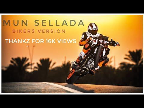 MUN SELLADA ♡   bikers version♡  tamil album song♡   STUNT is not Crime  ♡KTM special