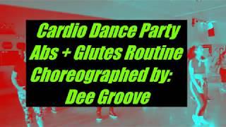 Cardio Dance Fitness// ABS & GLUTE // Zumba Lovers