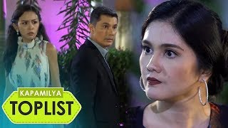 Kapamilya Toplist: 10 most trending and intense confrontations between Robert, Romina and Daniela