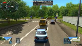 preview picture of video 'Toyota Corolla city car driving kurallı sürüş (Abdulsamet ÇAKIR)'
