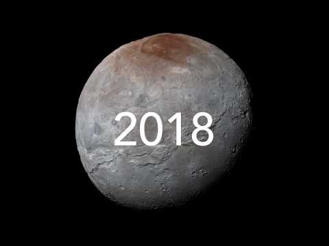 NASA   Charon at 40  The Discovery of Pluto's Largest Moon
