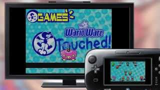 Picture of a game: Warioware: Touched!