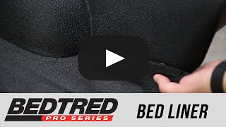 In the Garage™ with Total Truck Centers™: BedRug BedTred Pro Series Bed Liner