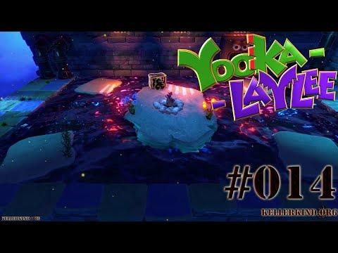 Die Mini-Spiel Burg ★ #14 ★ Speedy plays Yooka-Laylee [HD|60FPS]