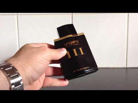 'Cheap' but 'Good' Fragrances/Colognes: Episode #11 Emmanuel Ungaro Pour L'Homme III
