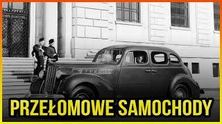 10 SAMOCHODÓW KTÓRE ZMIENIŁY ŚWIAT
